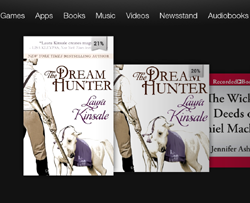 Kindle HD Screenshot