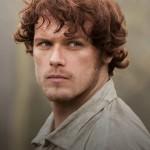 Photo of Sam Heughan as Jamie Fraser from Outlander