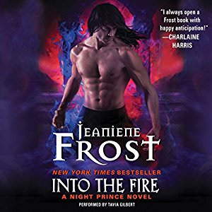 Into the Fire by Jeanienne Frost