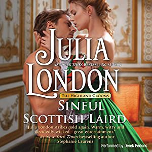 Sinful Scottish Laird by Julia London