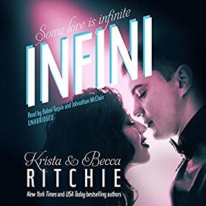 Infini by Kristin and Becca Ritchie