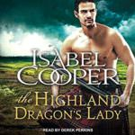 The Highland Dragon's Lady by Isabel Cooper