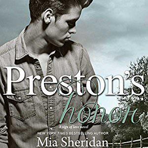 Preston's Honor by Mia Sherian
