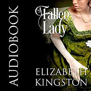 A Fallen Lady by Elizabeth Kingston