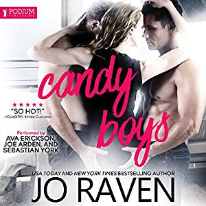 Candy Boys by Jo Raven